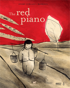'The Red Piano' makes impression on US librarians