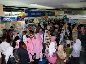 KL Book fair