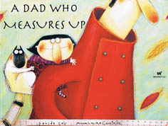 How a book about a mum became a book about a dad