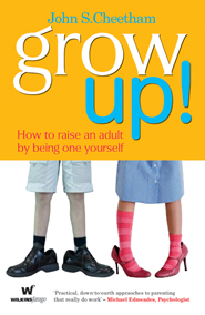 'Grow Up!' to be published in Chinese
