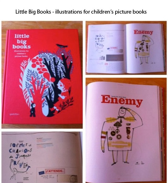 'Little Big Books' celebrates the works of Serge Bloch