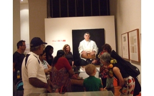 Touring the Gusto! Exhibition500